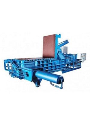Manufacturer Scrap Baling Machine